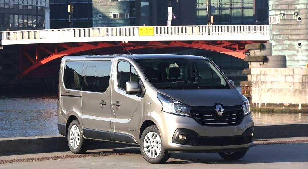 Renault trafic - обзор всех поколений, характеристики, фото, видео
