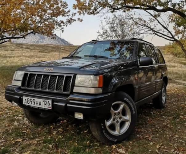 Jeep grand cherokee iv (wk2) – связанные миры