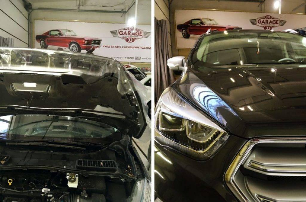 Керамическое покрытие автомобиля: плюсы и минусы, отзывы