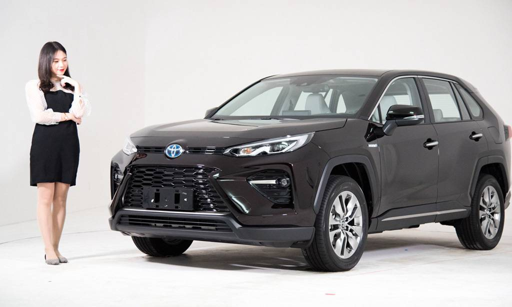 Toyota Wildlander на базе RAV4 поступит в продажу в апреле
