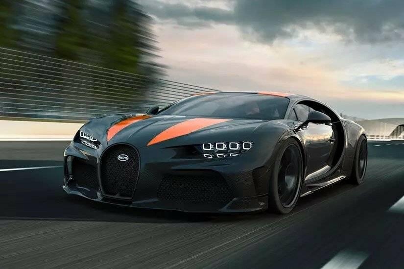 Топ самых быстрых автомобилей в мире