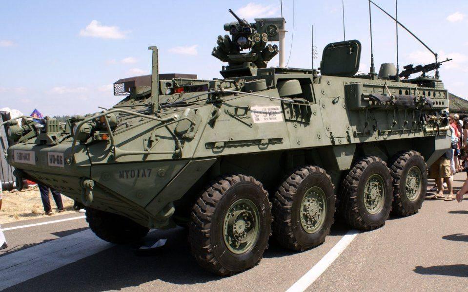 Статьи бтр-82 — бронетранспортёр