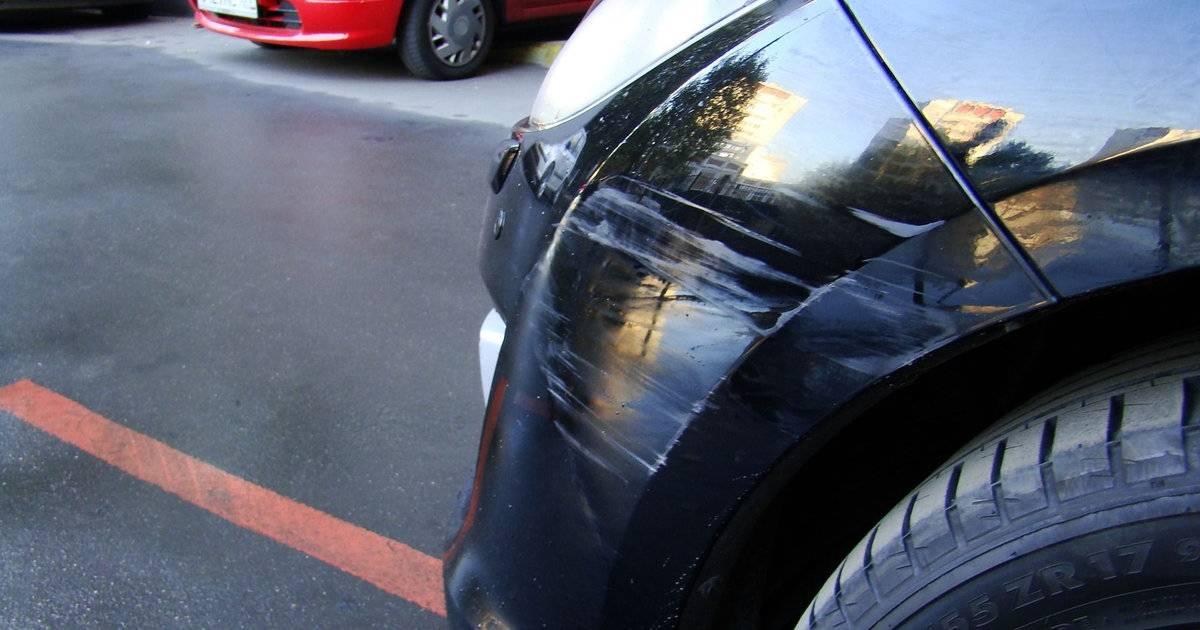 Как узнать, кто поцарапал автомобиль