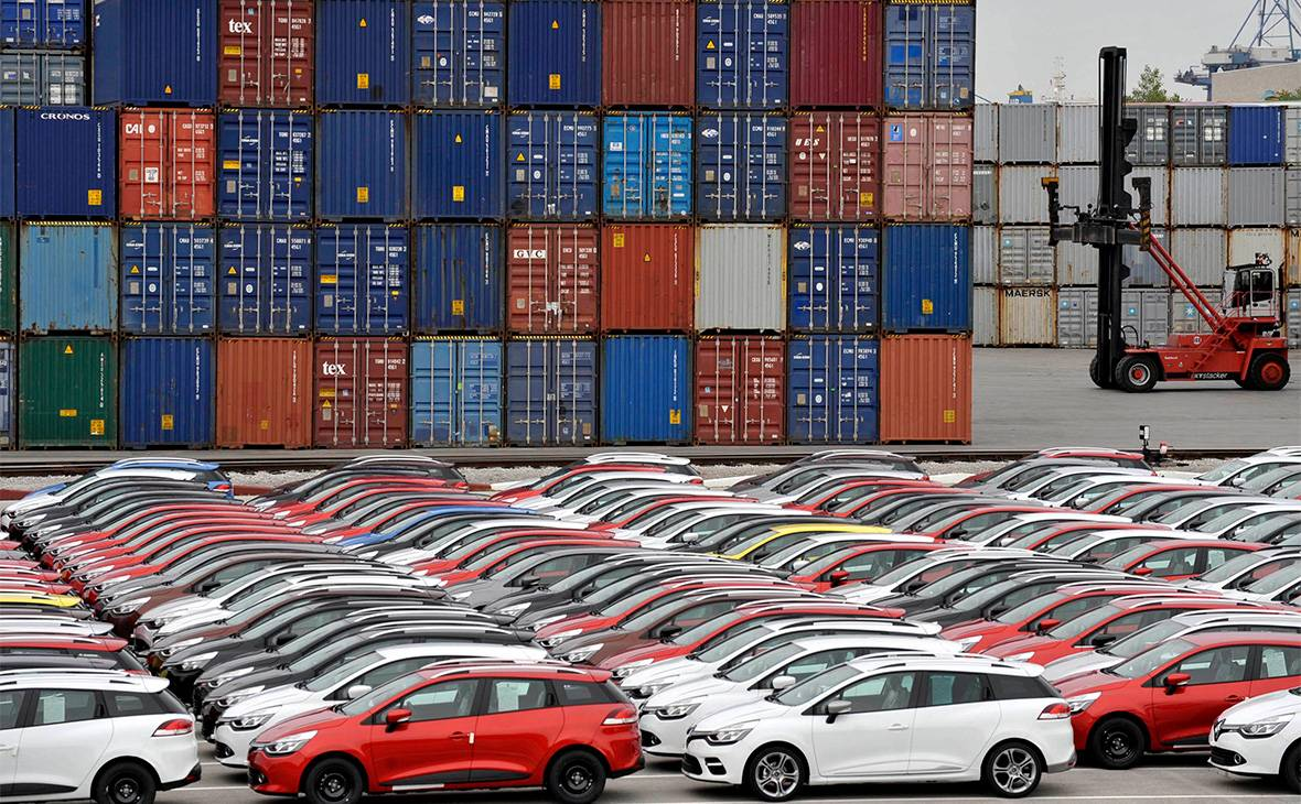 Аналитики назвали самые популярные авто по импорту и экспорту