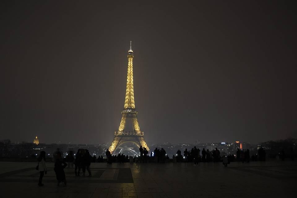 14 отелей парижа с видом на эйфелеву башню