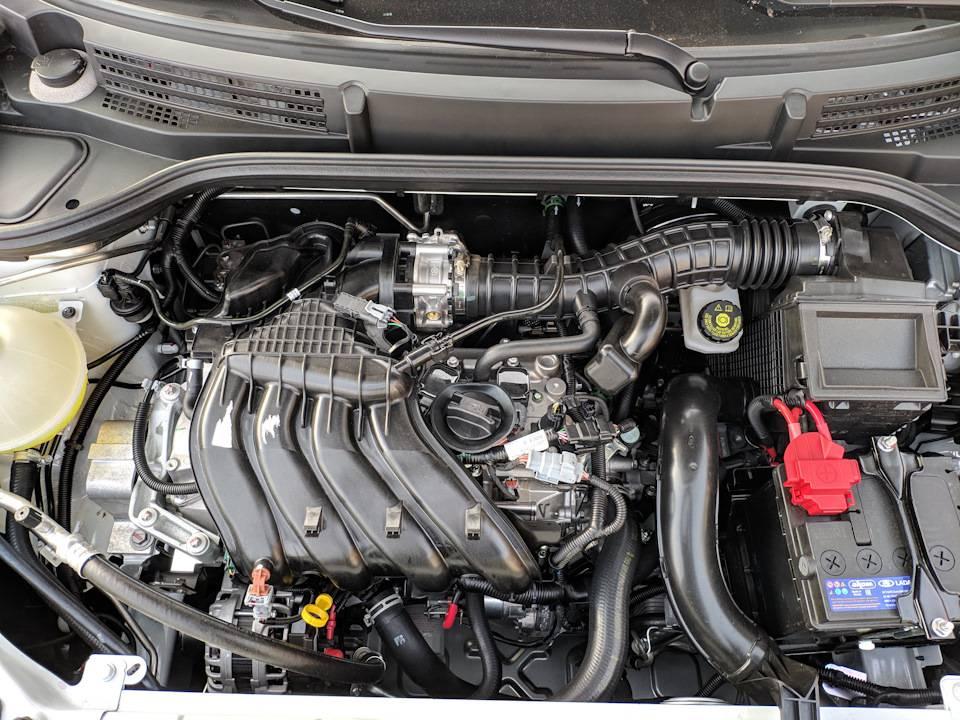 Отзыв об автомобиле renault logan, различия 8 и 16 клапанных двигателей на рено логан