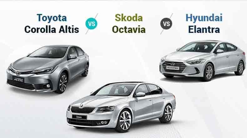 Skoda Octavia II или Toyota Corolla X: кто сломается первым