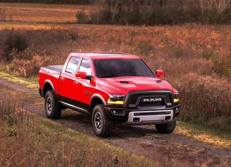Dodge ram (додж рам) 2021 - обзор модели c фото и видео