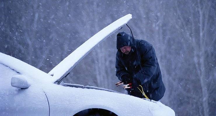 Морозная реанимация: способы запуска мотора зимой, о которых вы вряд ли слышали – авто новости