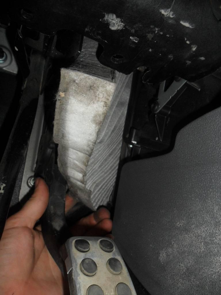 Замена фильтра салона форд фокус 2 рестайлинг: это полезно знать