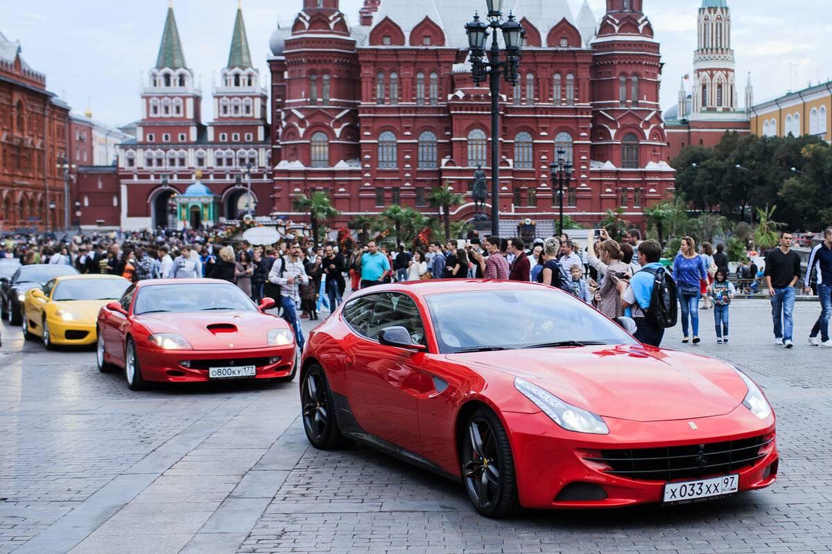 Какие авто выбирают москвичи: 10 самых популярных машин столицы