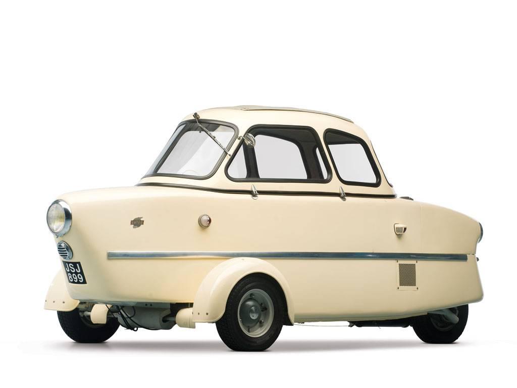 Инвалидка» против мессершмитта и другие советские машины 50-х в сравнении с иномарками — – автомобильный журнал - autodoc24.ru