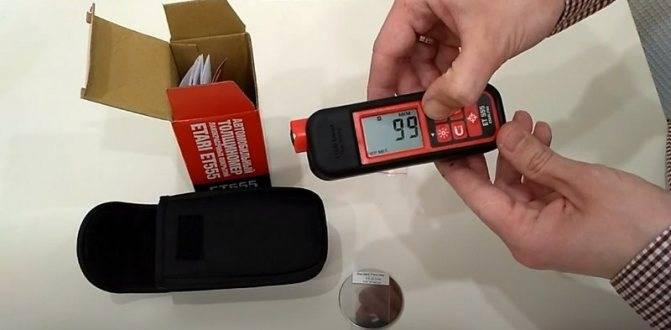 Топ-10 толщиномеров лакокрасочного покрытия: для авто, как выбрать