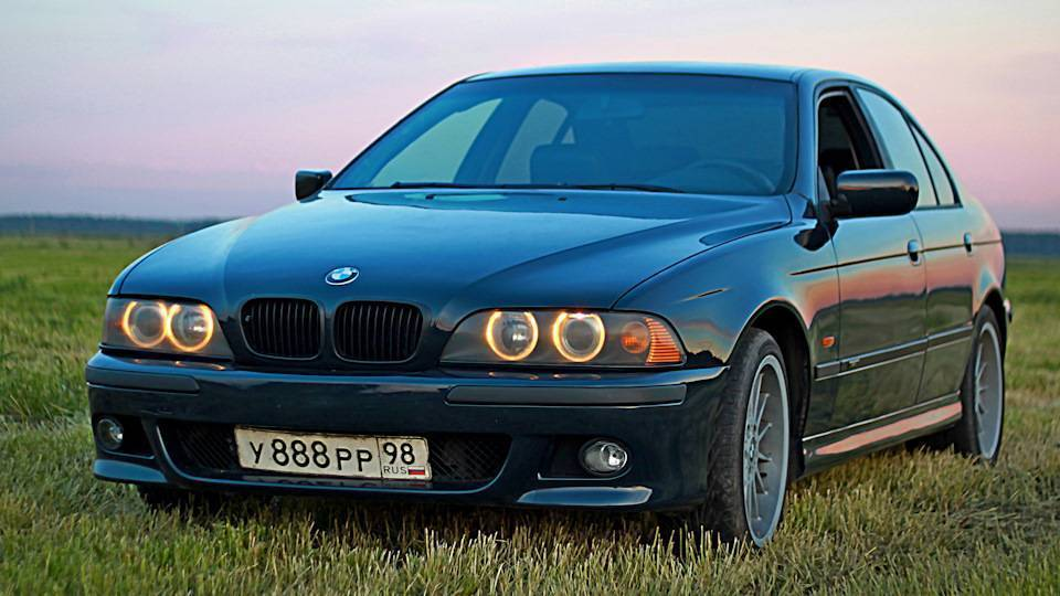 BMW E39 — смотреть нельзя ездить, или почему лучше купить Lada 4X4