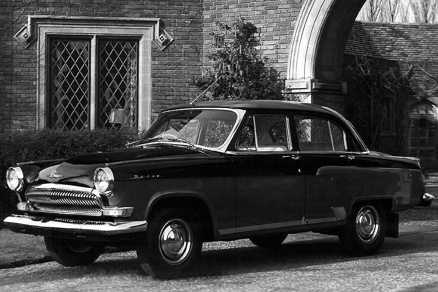 Советские автомобили, которые были популярны на западе