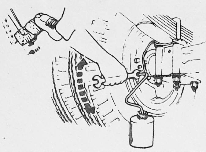Проваливается педаль тормоза после замены колодок: причины, поиск неисправности, ремонт