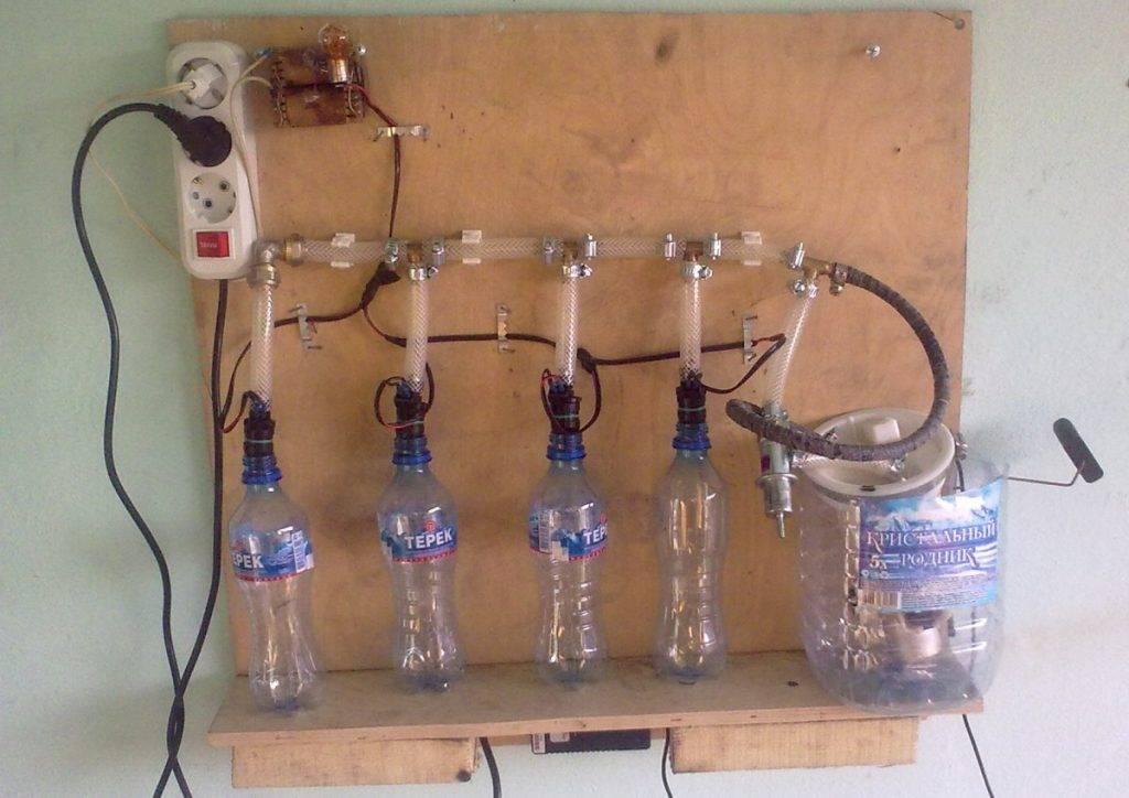 Промывка инжектора, клапанов и камеры сгорания