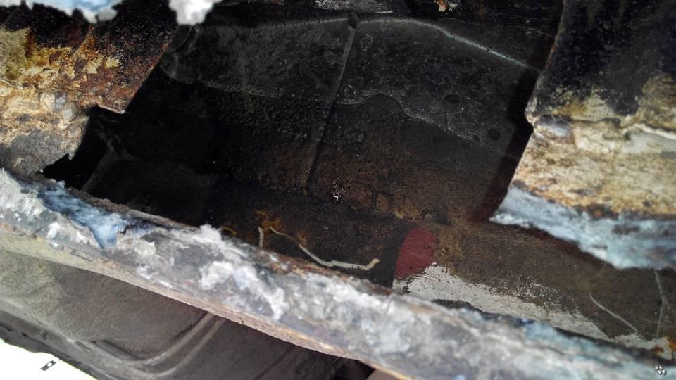 Audi 100 c4 с пробегом когда оцинковка не спасает от коррозии - – автомобильный журнал
