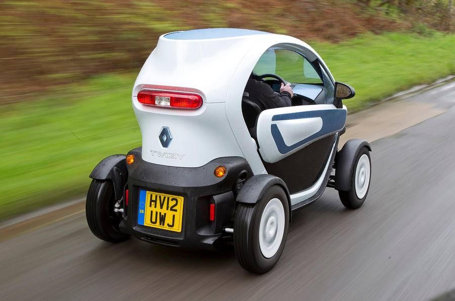 Renault zoe – доступный европейский электрокар
