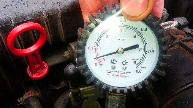Низкое давление масла в двигателе: причины; как проверить; что делать?