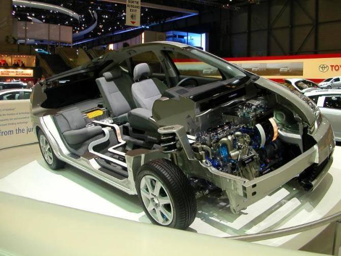 Начинка гибридов и электромобилей: разбираем все детали