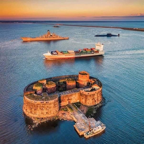 Форты кронштадта — самый полный обзор всех фортов в 2021