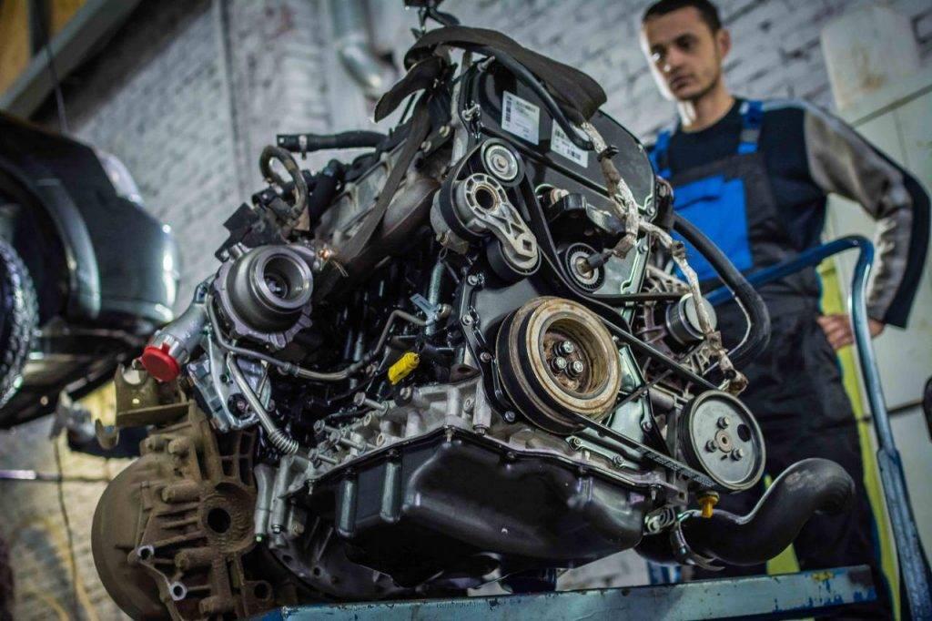 Какой надежнее двигатель с алюминиевым блоком или чугунным » motortut.ru