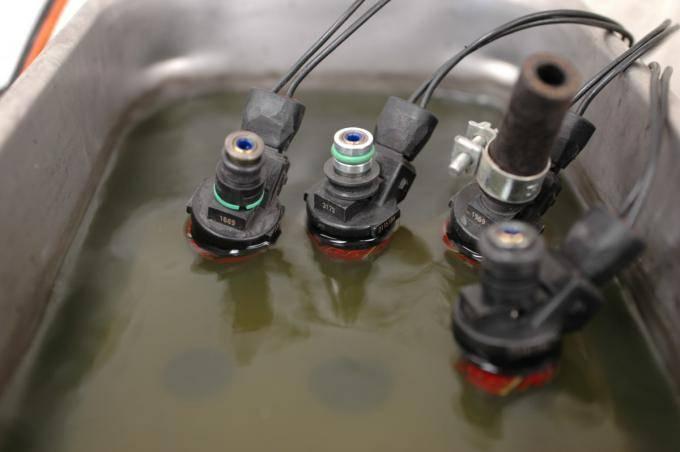 Станция для промывки инжектора — своими руками за 5 минут —