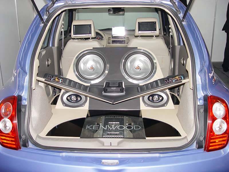 Выбор акустической системы автомобиля