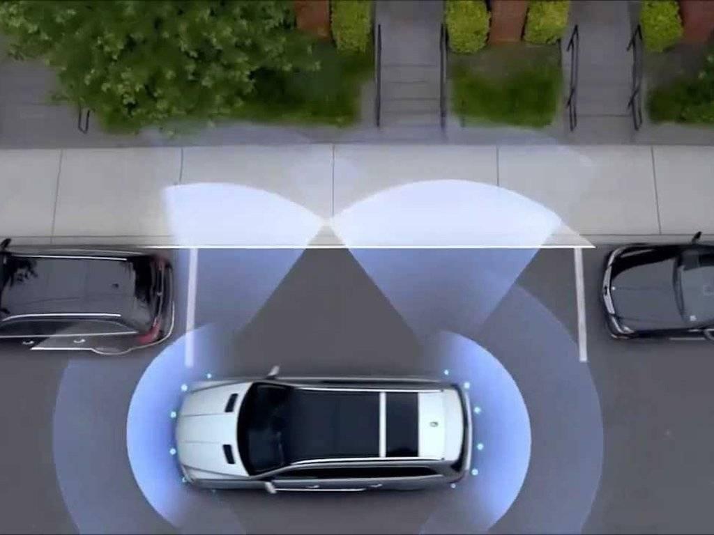 Активный парковочный ассистент мерседес: что это и как включить
