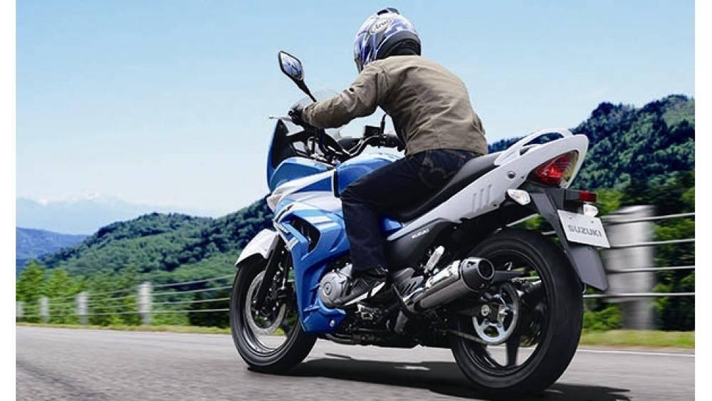 Обзор мотоцикла suzuki gsr 250 (gw250, inazuma 250)