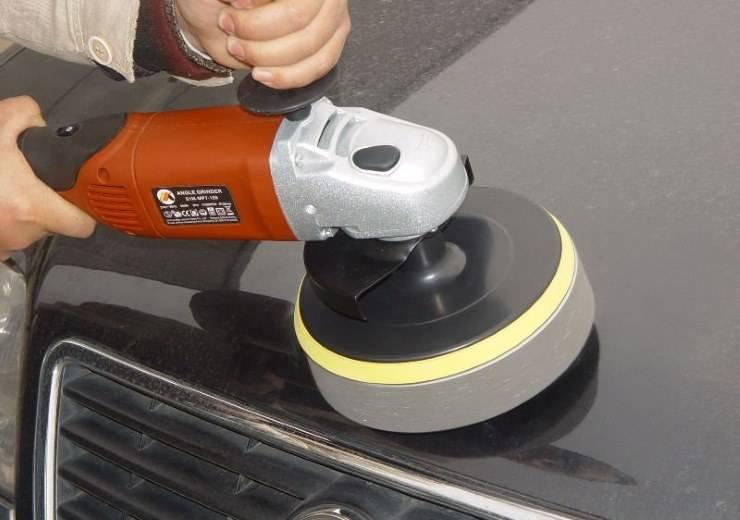 Полировка автомобиля своими руками - как и чем правильно восстановить внешний вид авто