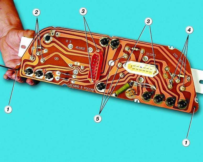 Не работает спидометр приора: 16 клапанов, почему, причины