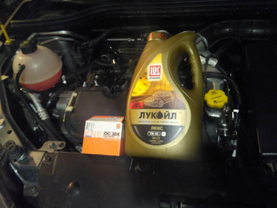 Какое масло лучше заливать в двигатель lada vesta