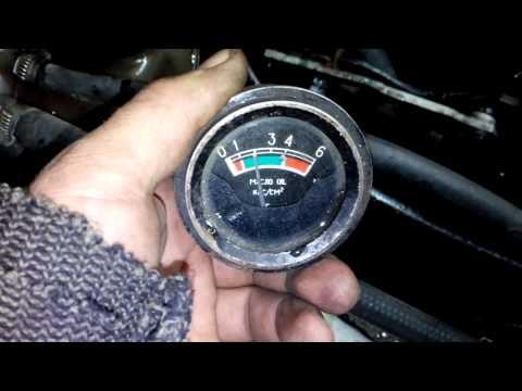 Давление масла в двигателе: увеличиваем ресурс работы «сердца» автомобиля