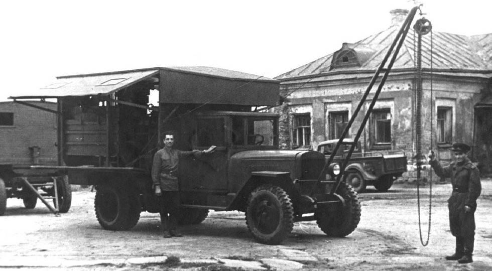 Зис/зил / энциклопедия военных автомобилей 1769~2006 гг. а-и