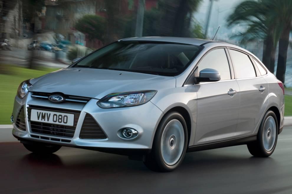 Популярный ford focus iii - семейный-автомобиль