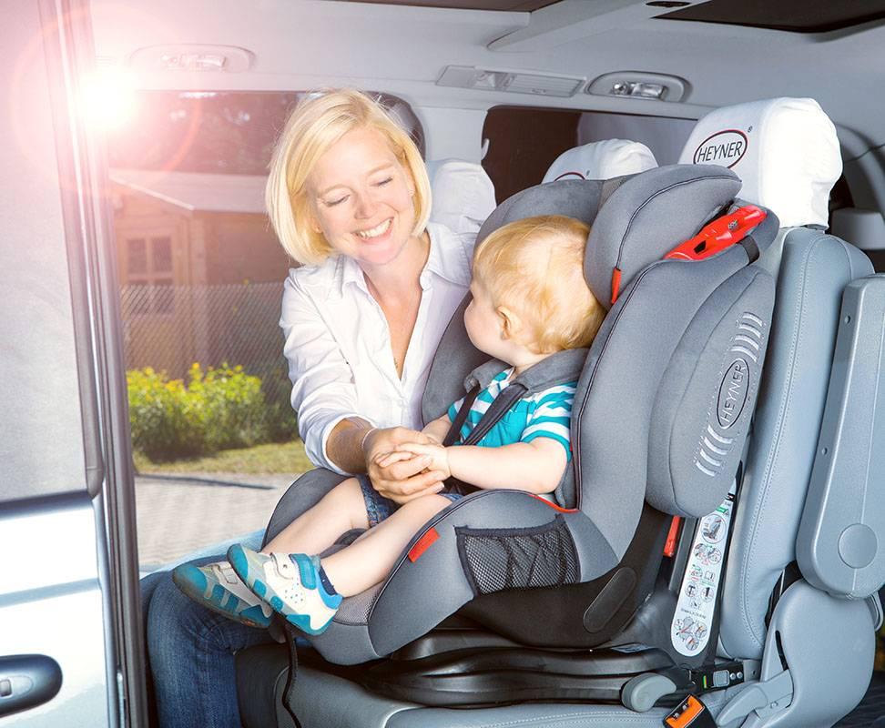 Детские автокресла: виды, выбор и какие лучшие модели