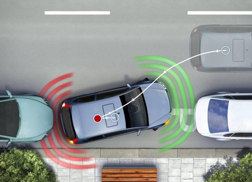 Парковочная система, система помощи при парковке – назначение, устройство, принцип работы