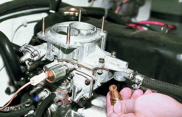 Регулировка карбюратора ваз 2107 своими руками — ремонт своими руками