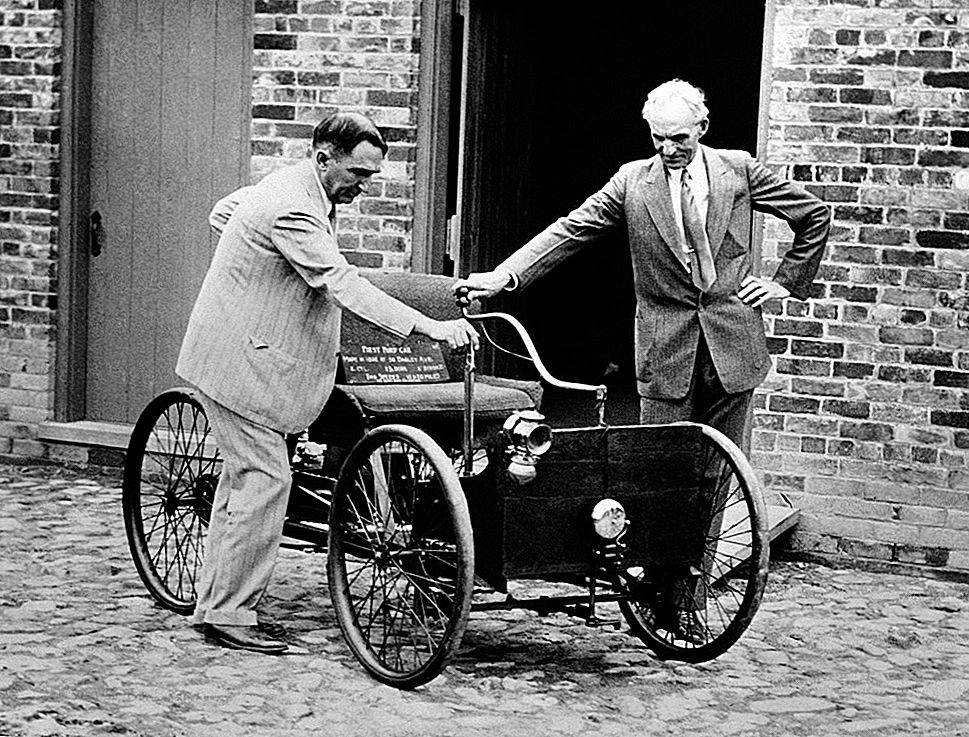 Биография генри форда и история успеха: путь к успешному автомобилю