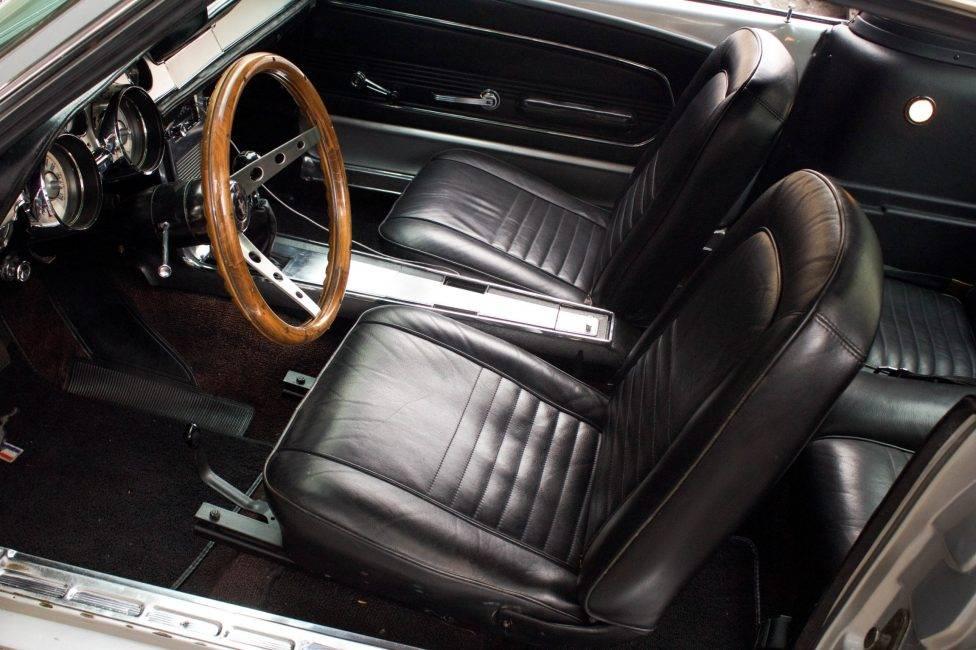 Форд мустанг шелби gt 500 1967 года