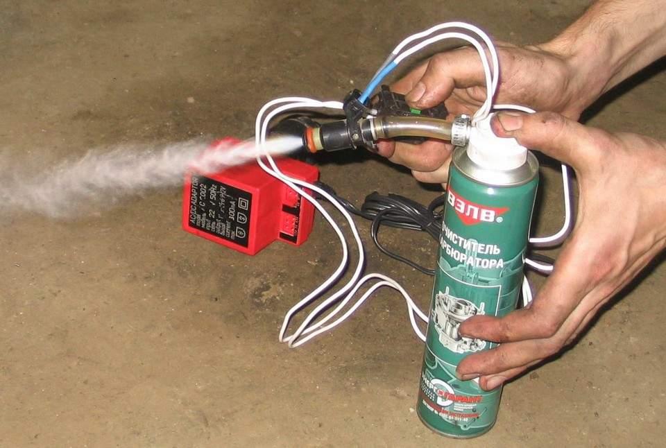 Чистка дизельных форсунок: способы промывки двигателя, как своими руками промыть системы впрыска