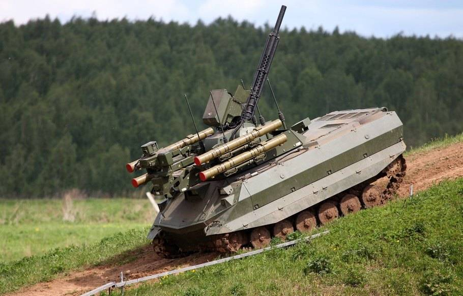 Если завтра война: автомобили будущего для российской армии
