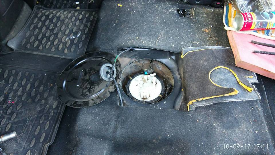 Процесс замены топливного фильтра на авто кіа sorento: фото и видео