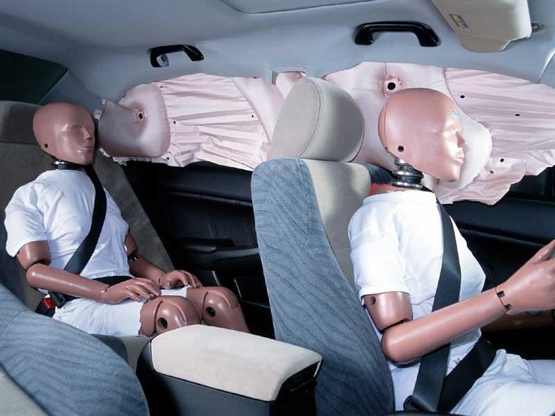 Зачем в машине нужны подушки безопасности: принцип работы, виды и условия срабатывания