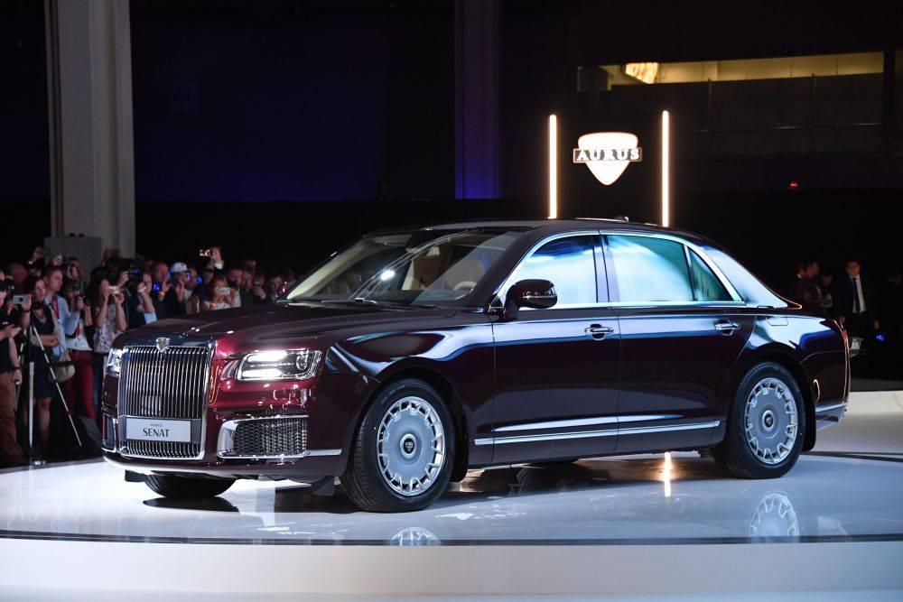На каких автомобилях ездят лидеры государств