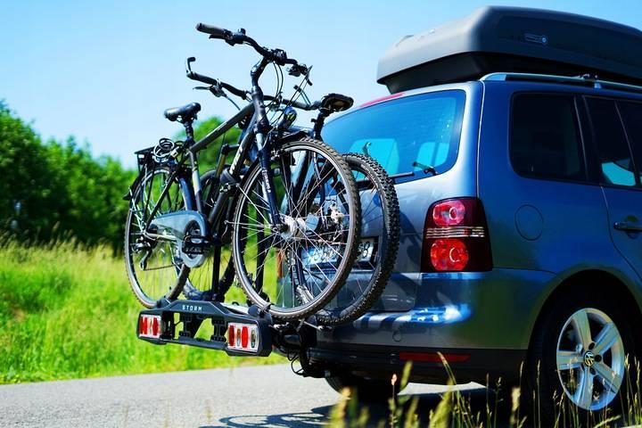 Как перевозить велосипед в своем авто?