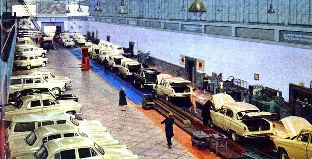 Как покупали иномарки в советском союзе