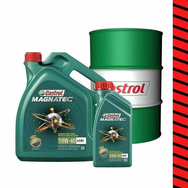 Моторное масло castrol или neste oil